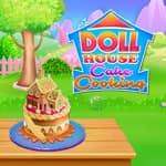 Prepara La Torta: Casa Delle Bambole