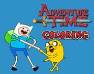 Disegni Adventure Time