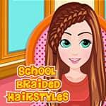 School Braided Hairstyles