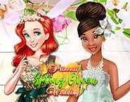 Tiana Spring Green Wedding