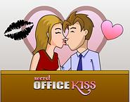 Bacio Segreto in ufficio