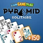FunGamePlay Pyramid Solitaire