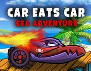 Car Eats Car: Sea Adventure