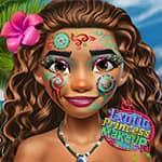 Exotische Prinses Makeup
