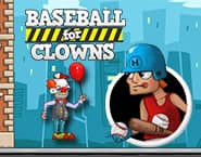 Baseball per Clowns